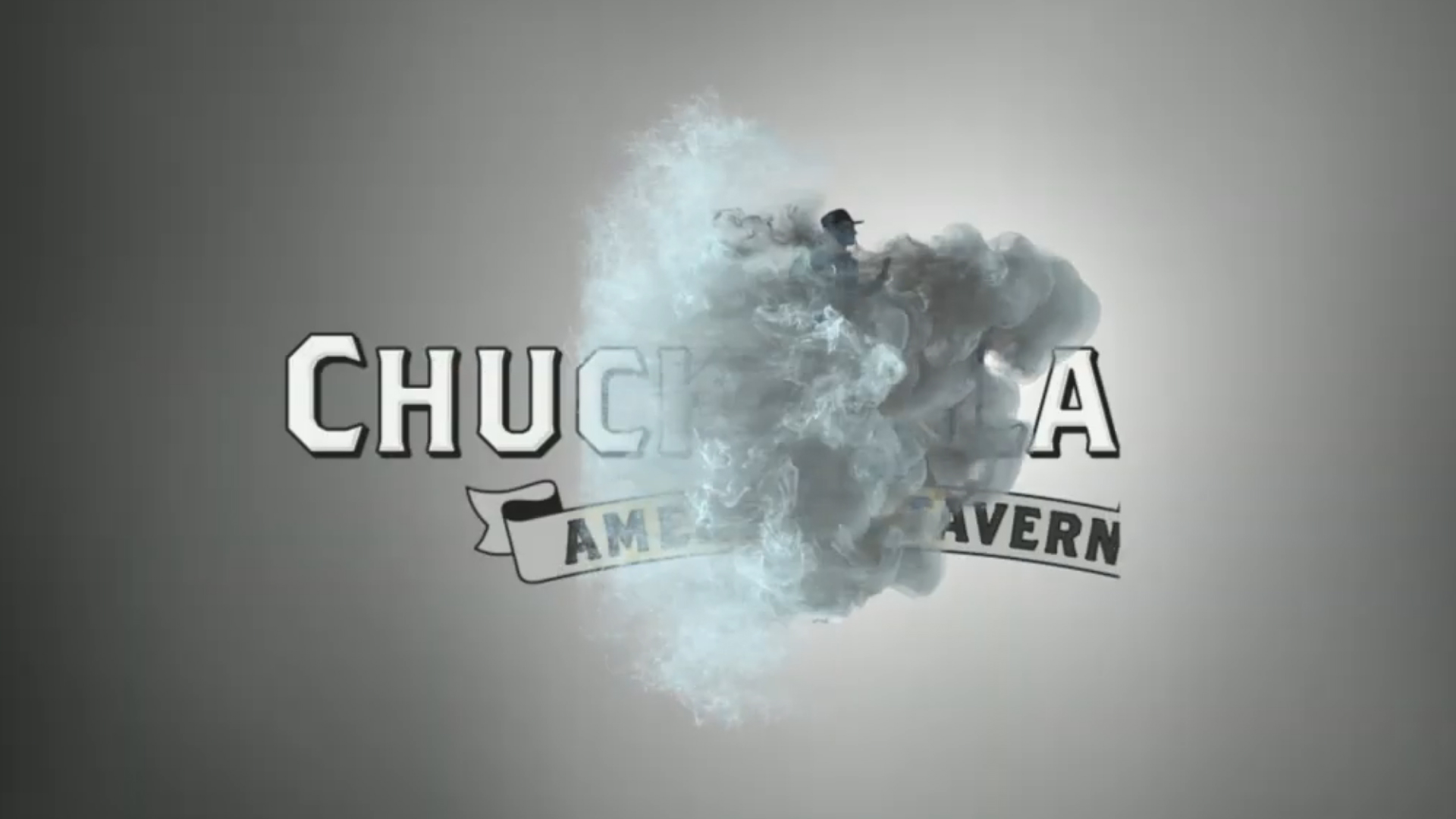 Chuck Lager logo reveal – After Effects