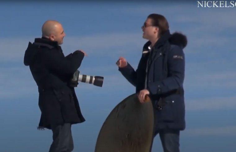 Marco Ciofalo – Campagna pubblicitaria per Nickelson – Autunno / Inverno 2012