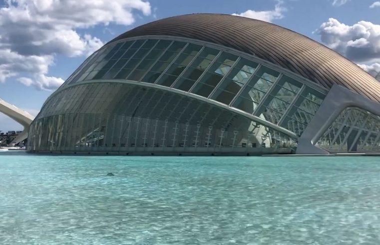 Valencia, Città delle Arti e delle Scienze – Ciutat de les Arts i les Ciències
